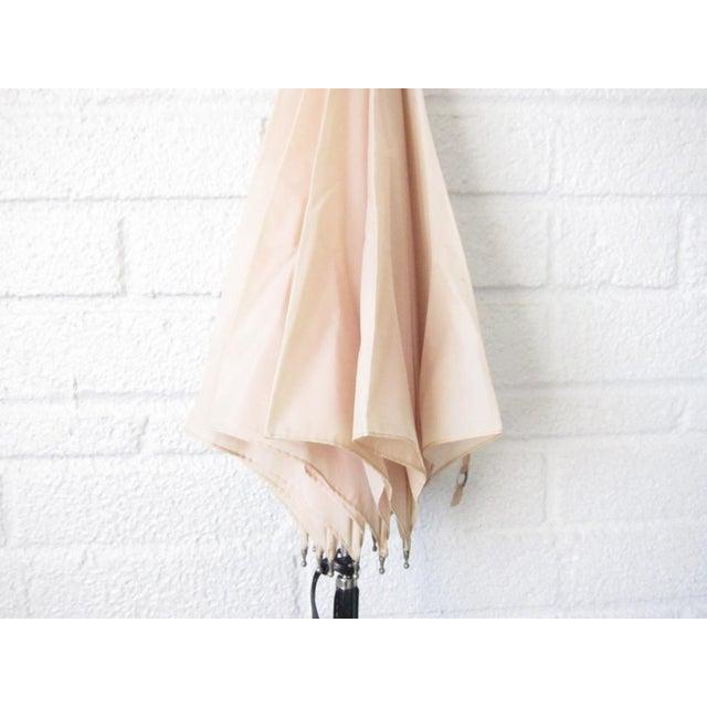 Vintage Ivory Blush Umbrella - Image 2 of 6