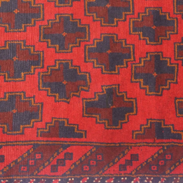 Baluch Red Rug - 3' x 5' - Image 5 of 6