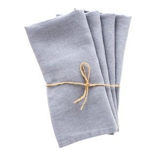 Orage Linen Napkins - Set of 4 For Sale