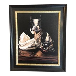 """Boston Bull"" by Tom Rose For Sale"