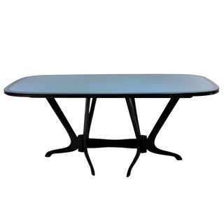 An Italian Mid Century Dining Table For Sale