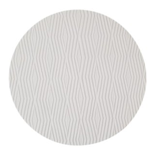Vintage Postmodern Geometric Plaster Wall Art . For Sale