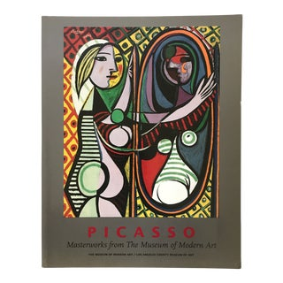 """1998 """"Picasso Masterworks From the Museum of Modern Art"""" Art Book For Sale"""