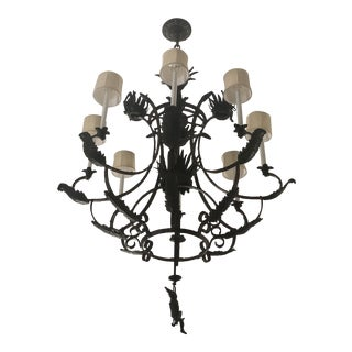 Maitland Smith Chandelier For Sale