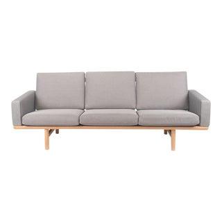 Hans Wegner Danish Oak Sofa