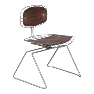 1976 Rare Iconic Chair by Michel Cadestin for the Centre Pompidou For Sale