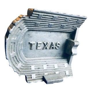 Vintage University of Texas Stadium Cast Ashtray For Sale