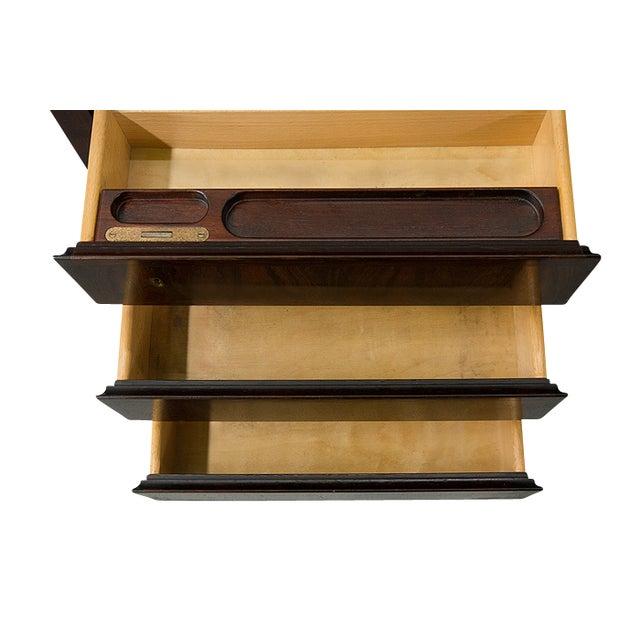 Danish Rosewood Desk by Gunni Omann - Image 8 of 9