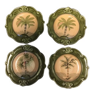 West Indies by Sauvignon Salad Plates - Set of 4