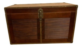 Image of Mahogany Trunks and Blanket Chests
