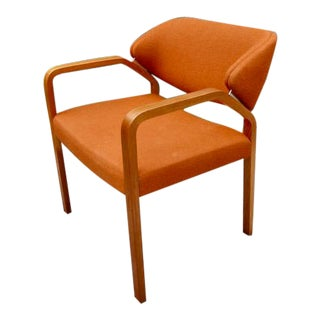 Mid-Century Thonet Bentwood Chair For Sale
