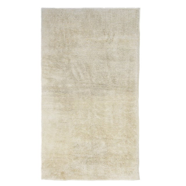 "Contemporary Vintage Tulu Rug - 4'6"" X 8'5"" - Image 1 of 4"