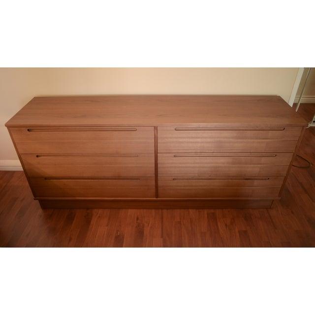 Scan Design Danish Modern Teak Dresser - Image 2 of 4