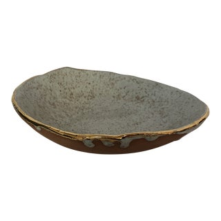 Handmade Pottery Bowl Catch All For Sale