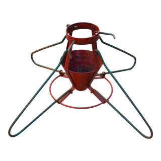 Mid Century Atomic Christmas Tree Stand
