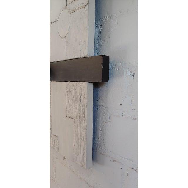 Paul Marra Modern Frieze Three-Dimensional Wall Art Paul Marra For Sale - Image 4 of 9