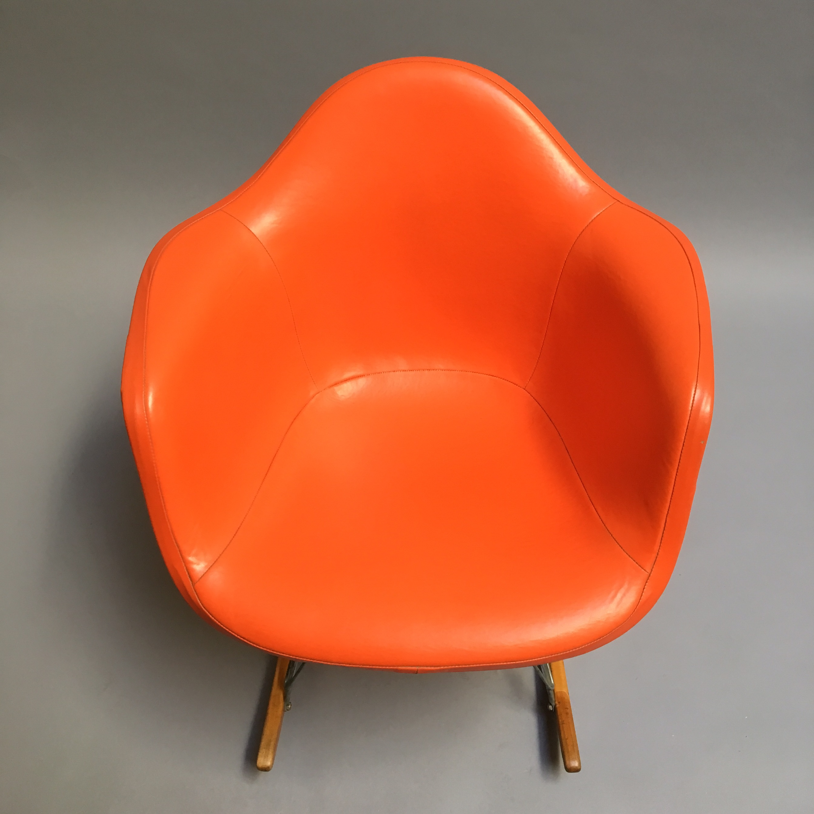 50s Original Eames Rocking Chair   Image 7 Of 11