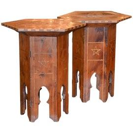 Image of Moorish Side Tables