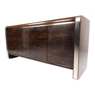Mid-Century Modern Sideboard or Credenza by Founders For Sale