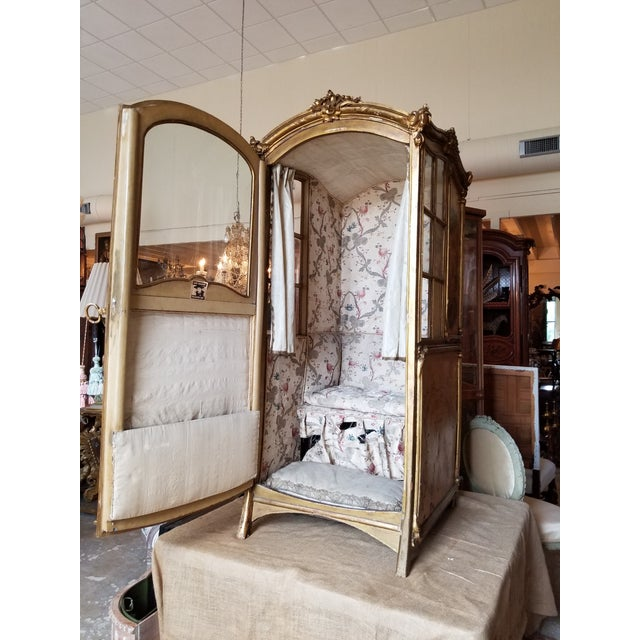 19th Century Italian Sedan Chair For Sale - Image 10 of 12