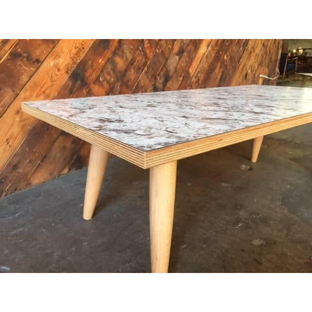 Mid-Century Formica Coffee Table - Image 5 of 7