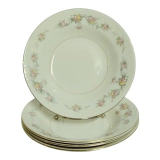 "Vintage Homer Laughlin ""Georgian"" Dessert/Soup/Berry Bowls Usa - Set of 4 For Sale"