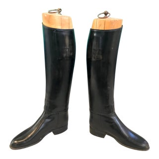 Fine Riding Boots by E. Vogel. For Sale