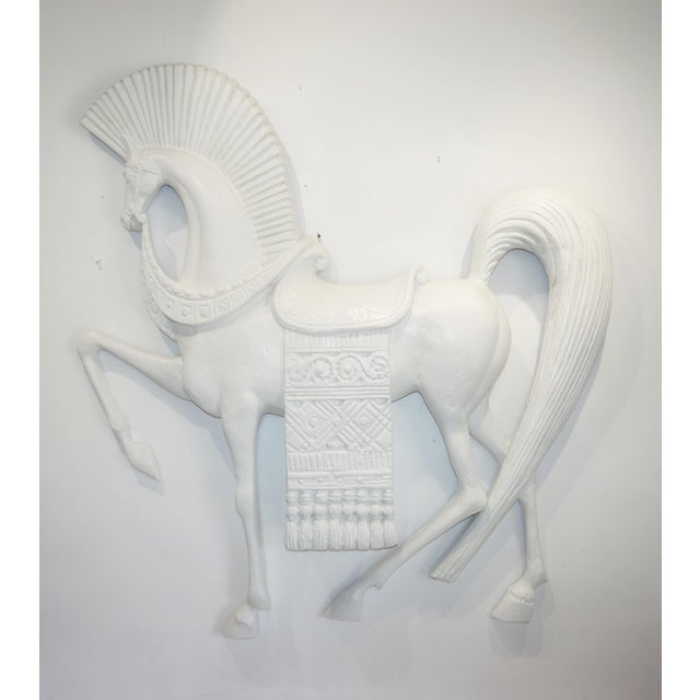 Standing Etruscan Horse in the Style of Frederick Weinberg For Sale - Image 13 of 13