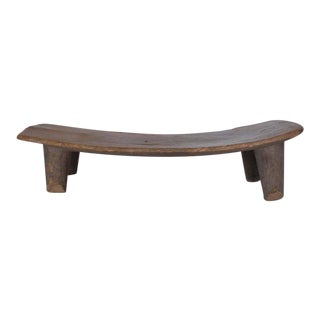Antique African Nupe Child's Bed, Coffee Table or Bench