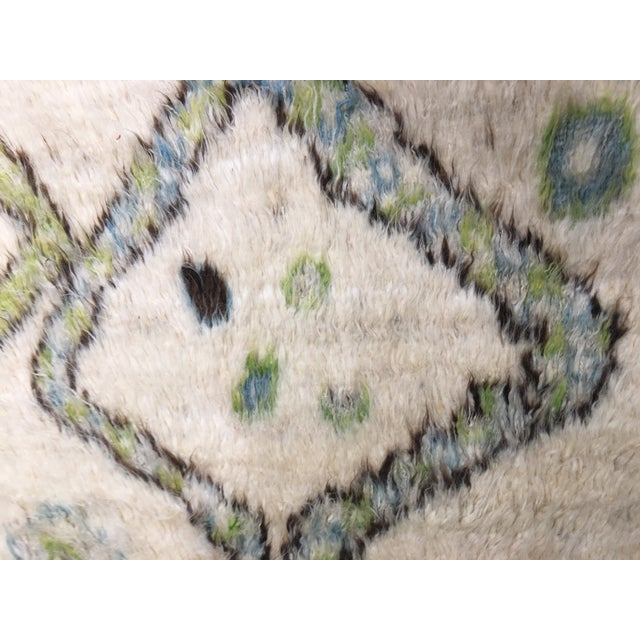 """Bellwether Rugs Azilal Moroccan Shag Rug - 7'9"""" X 10'7"""" - Image 9 of 10"""