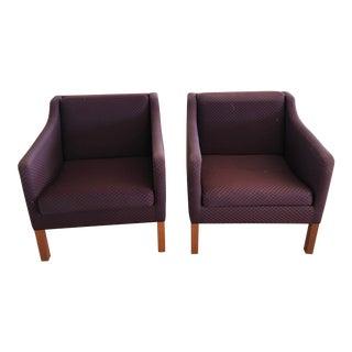Børge Mogensen Armchairs - A Pair
