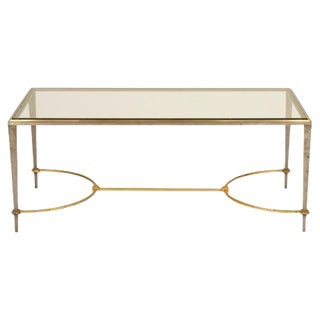 Ramsey Style Mid-Century Modern Coffee Table For Sale