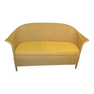 Mid-20th Century Sofa by Lloyd Loom For Sale