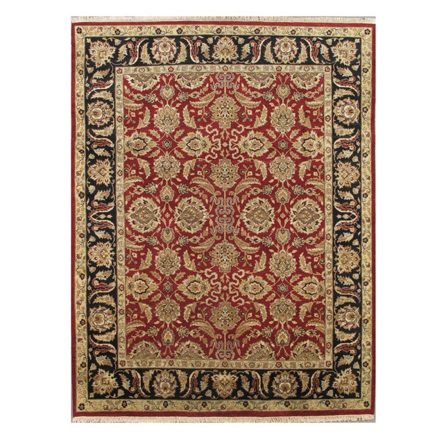 """Pasargad Agra Collection - 8' X 9'10"""" - Image 1 of 2"""