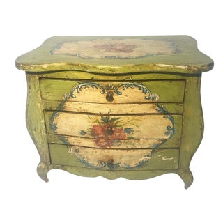 18th Century Small Florentine Commode For Sale