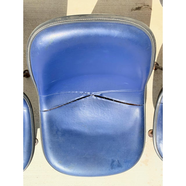 Herman Miller Eames Reconfigured One of a Kind Shell Chairs For Sale - Image 9 of 13