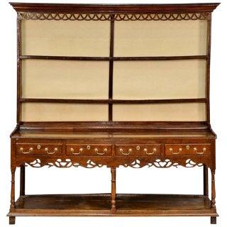 George II Period Welsh Dresser Circa 18th Century For Sale