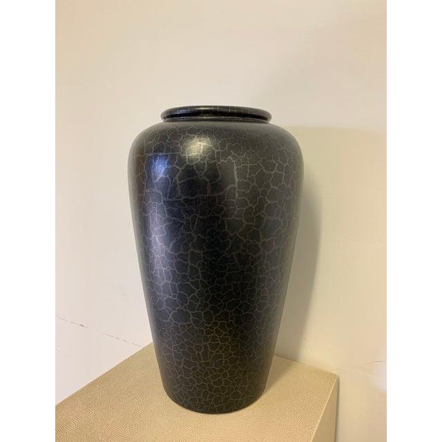 Mid-Century Modern 1960s Vintage Mid-Century German Vase For Sale - Image 3 of 6