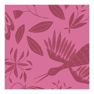 Julia Kipling Otomi Grand Wallpaper, Sample, in Camilla For Sale