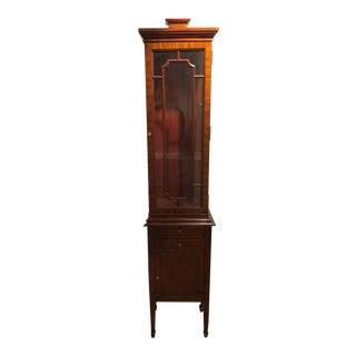 Maitland Smith Curio Display Cabinet