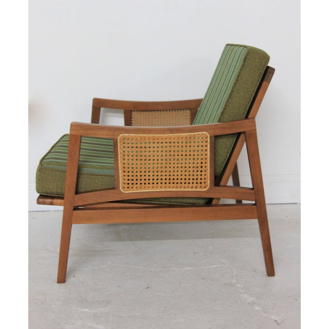 Vintage Mid Century Modern Lounge Chair - Image 4 of 5