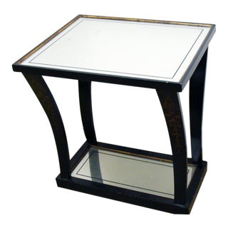 Julian Chichester Eglomise Side Table For Sale