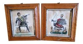 Image of Newly Made Veneer Prints