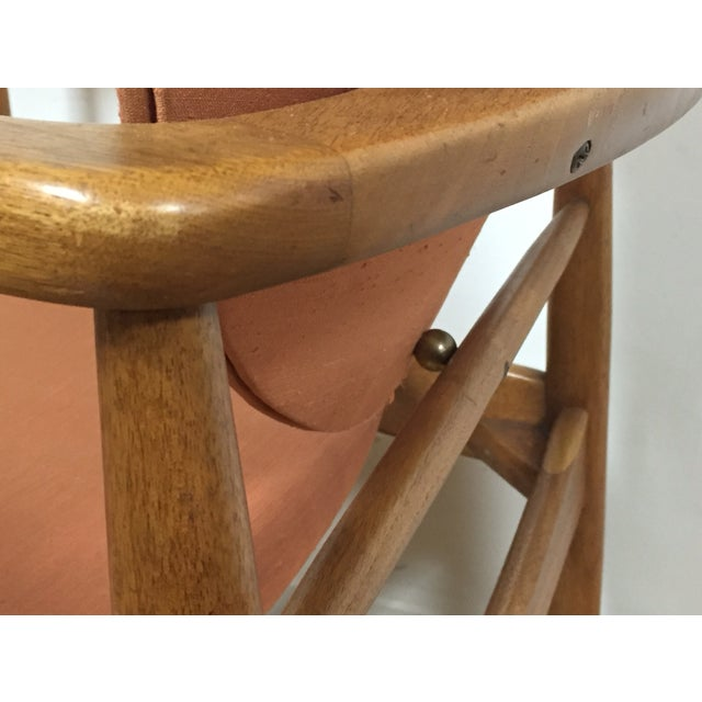Finn Juhl Style Dining Chairs - Set of 6 For Sale In Boston - Image 6 of 11