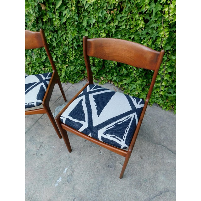 Moller Style Dining Head Chair For Sale - Image 9 of 11