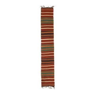 Late 20th Century Persian Kilim Runner For Sale