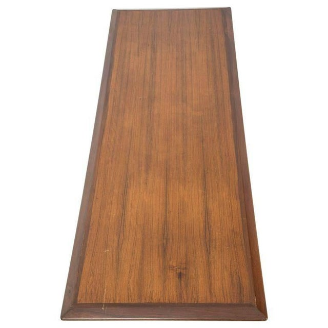 Poul Kjaerholm Poul Kjaerholm Pk-31 Coffee Table With Rosewood Top For Sale - Image 4 of 5