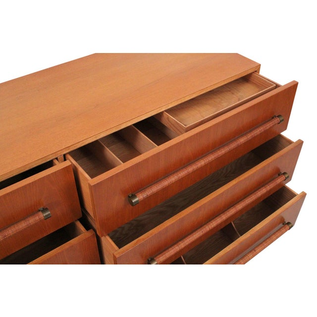 Chest of Drawers by T. H. Robsjohn-Gibbings For Sale - Image 12 of 13