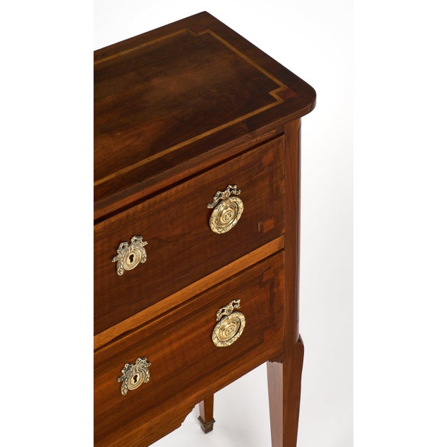 18th Century Louis XVI Period Chest For Sale - Image 4 of 10