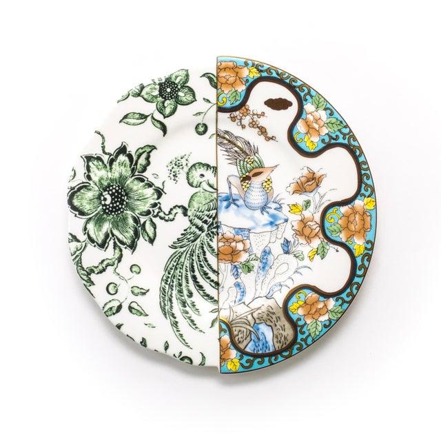 Contemporary Seletti, Zoe Hybrid Dessert Plate, Set of Six, Ctrlzak, 2011/2016 For Sale - Image 3 of 3